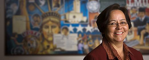 Prof. Deena J. Gonzalez
