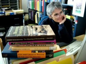Lesbian scholar/activist Yolanda Retter Vargas